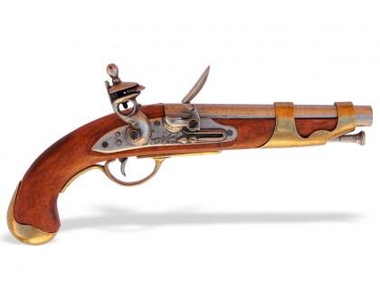 Пистоль кавалерийский Франция 1806 года