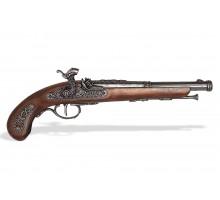 Пистолет капсюльный Франция 1832 г. хром