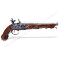 Пистоль дуэльный кремневый 1810 г.