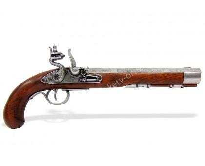 Пистолет кремниевый Кентукки США 19 в.