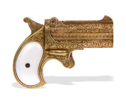 Пистолет Дерринджер двуствольный США 1866 г.