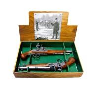 Дуэльные пистолеты кремневые классические