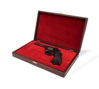 Подарочная коробка для револьвера Webley mk4
