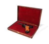 Подарочная коробка для пистолета Люгер Парабеллум