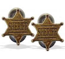 """Крепление настенное """"Звезда шерифа"""""""