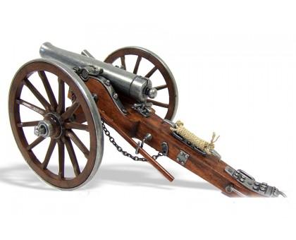 """Модель пушки """"Наполеон"""""""