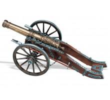 Модель французской пушки