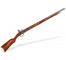 Кремневое ружье Наполеона 1807 г. латунь